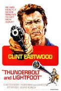 Thunderbolt and Lightfoot poster