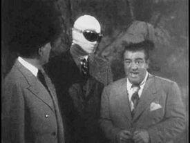 Abbott and Costello Meet the Invisible Man Still
