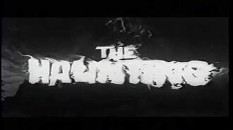 Opening to The Haunting (1963) 1993 VHS A Rios upload