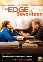 The Edge of Seventeen DVD