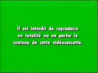 1990s FBI Warning 2 (Canadian French) (Version -2)