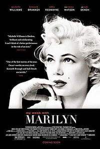 File-My Week with Marilyn Poster