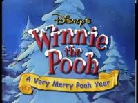 Video trailer Winnie the Pooh A Very Merry Pooh Year