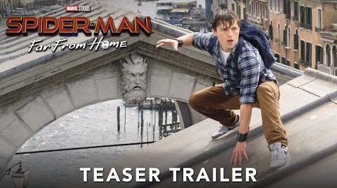 Spider-Man Far From Home Teaser Trailer