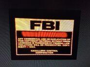 Caballero/Monterey/USA FBI Warning (1983, early variant)