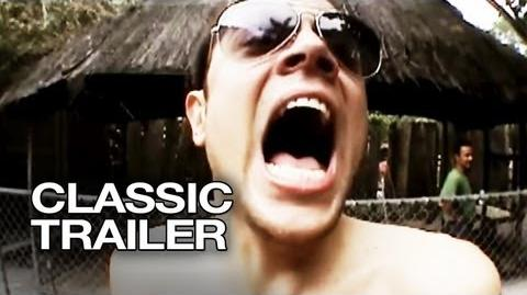 Jackass The Movie (2002) Official Trailer 1 - Johnny Knoxville HD