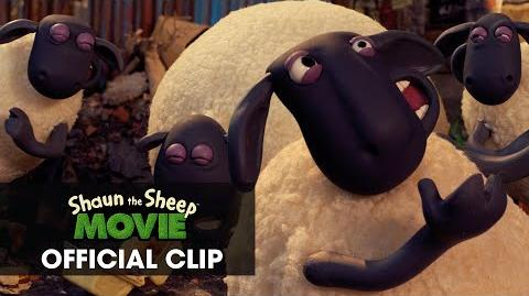 video shaun the sheep movie official clip � �singing