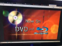 Disney Now on DVD and Blu-ray Bumper 2 (2008)
