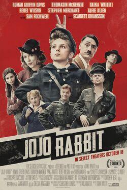 Jojo Rabbit 2019 Poster