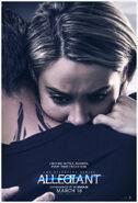 The Divergent Series Allegiant - Tris Together Poster