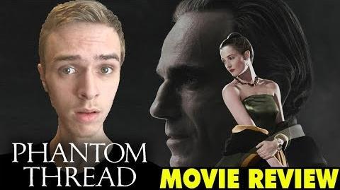 Phantom Thread - Movie Review