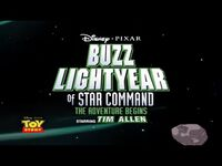 Video trailer Buzz Lightyear of Star Command The Adventure Begins