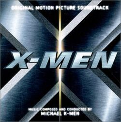 X-Men soundtrack