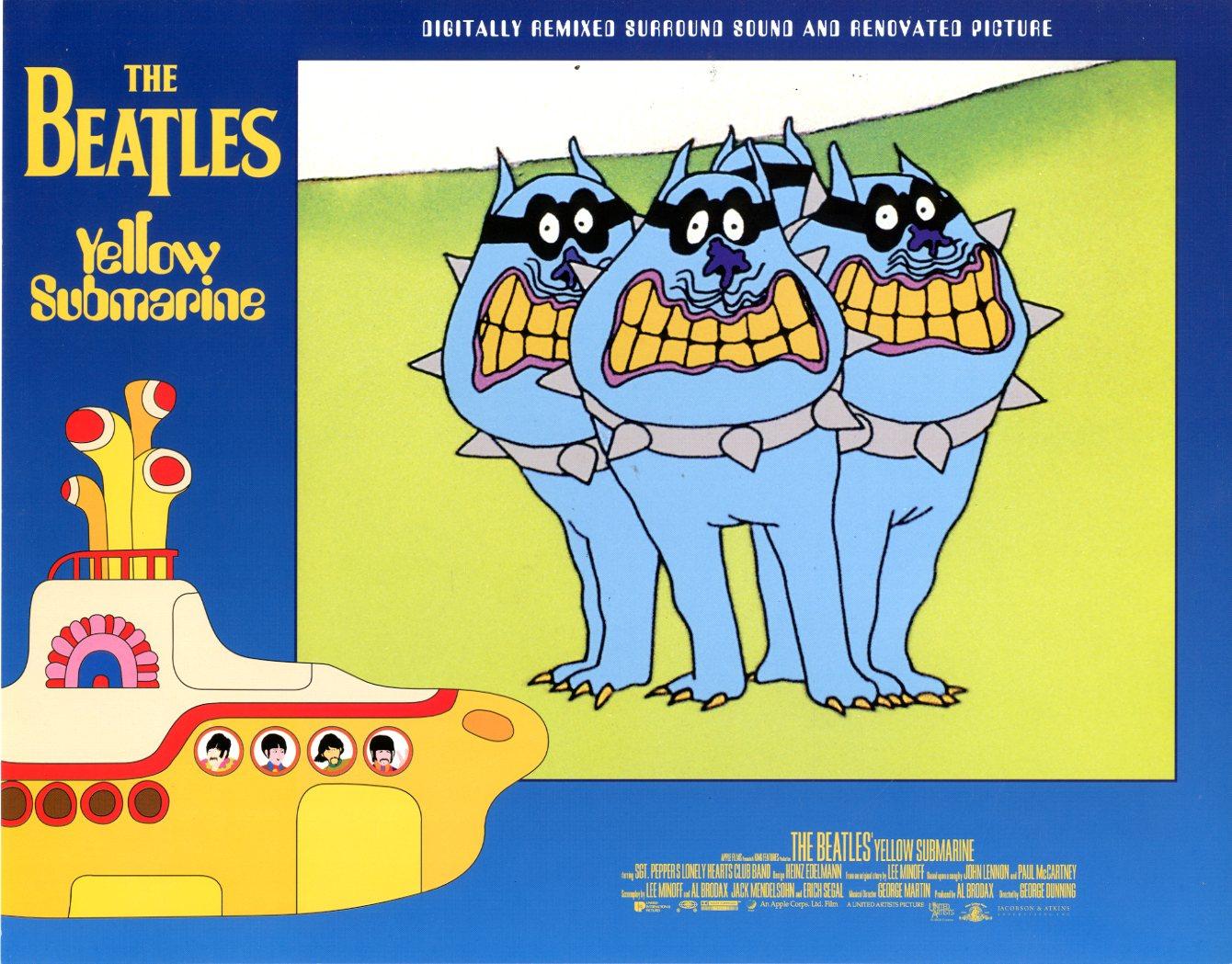 Yellow Submarine Moviepedia Fandom Powered By Wikia