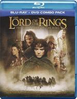 Fellowship of the Ring Blu-ray