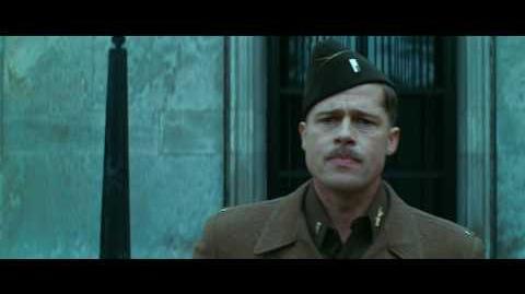 Inglourious Basterds - Official Trailer HD