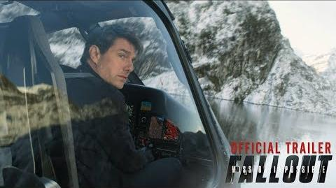Mission Impossible - Fallout (2018) - Official Trailer - Paramount Pictures