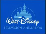 Walt Disney TV Animation 2003 Logo