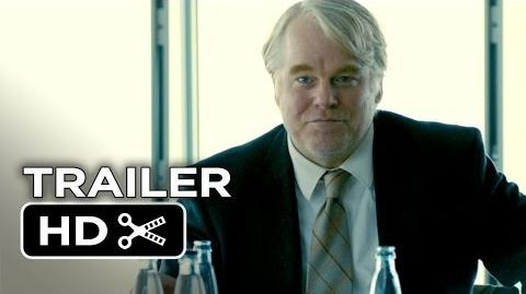 A Most Wanted Man Official Trailer 1 (2014) - Philip Seymour Hoffman, Willem Dafoe Thriller HD