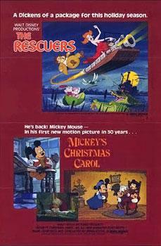 Mickeys Christmas Carol 1983.Mickey S Christmas Carol Moviepedia Fandom Powered By Wikia