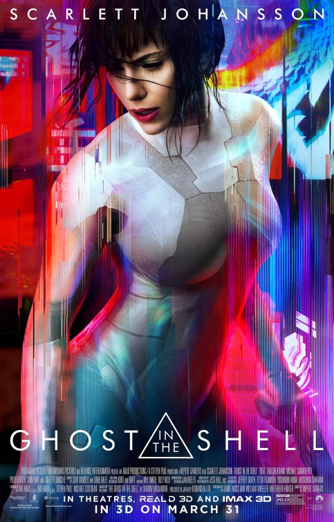 Ghost in the Shell (2017) | Moviepedia | Fandom