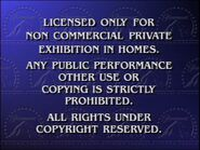 Third Paramount Home Entertainment warning screen (second variant)