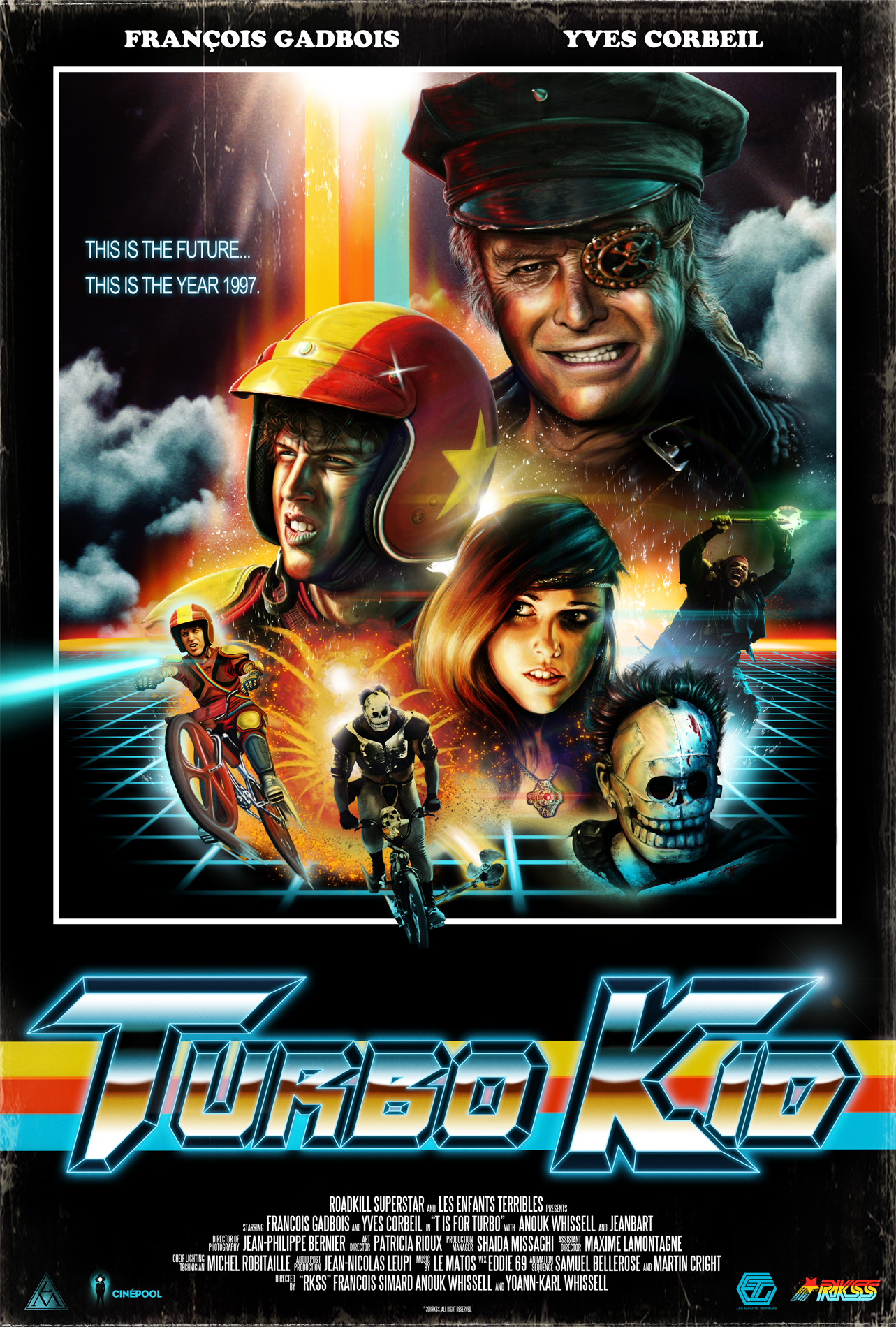 Turbo kid moviepedia fandom powered by wikia for Movie photos for sale