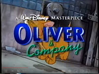 Video trailer Oliver & Company 3