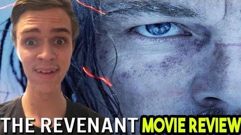 The Revenant Movie Review - Caillou Pettis