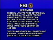 CTSP FBI Warning Screen 8