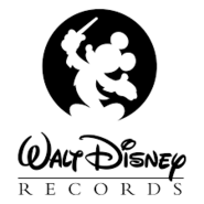 Walt disney records logo 1997