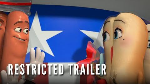 SAUSAGE PARTY - Official Restricted Trailer 2 (HD)