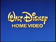 Walt Disney Home Video (1992)