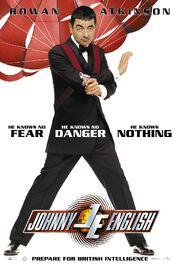Johnny English movie