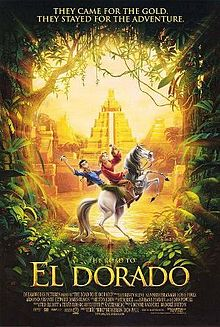 The Road to El Dorado cover