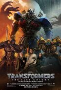 Transformers 5 Poster 7