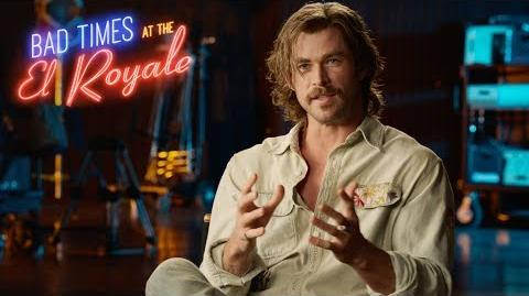 Bad Times at the El Royale Scratching at the Surface 20th Century FOX