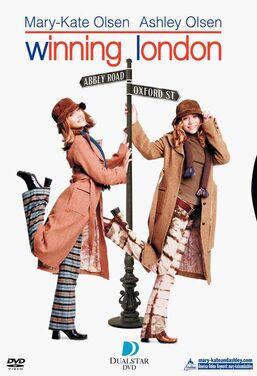 Winning London DVD cover