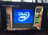 And Disney DVD