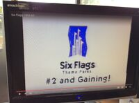 Six Flags Theme Parks commercial