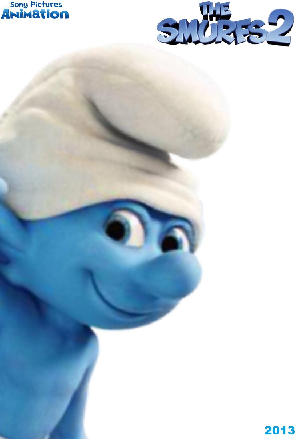 image - the smurfs 2 2013 (clumsy) | moviepedia | fandom powered