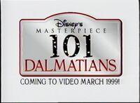 Video trailer 101 Dalmatians
