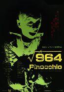 964 Pinocchio 1991 Poster