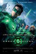 Green Lantern 2011 Poster
