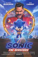 Sonic Movie Teaser Poster 2