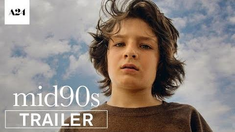 Mid90s Official Trailer HD A24