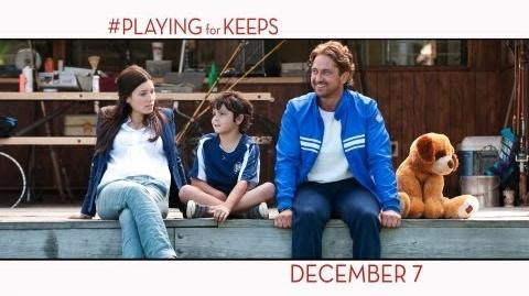 PLAYING FOR KEEPS - Official Trailer - In Theaters 12 7