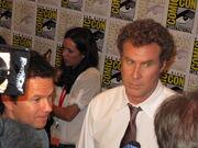 Mark Wahlberg Will Ferrell San Diego Comic Con 2010