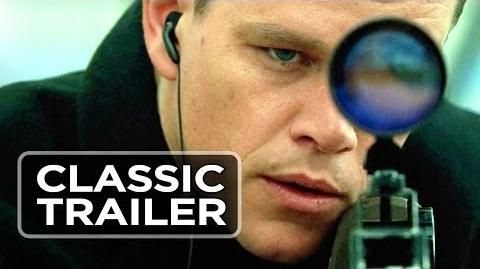 The Bourne Supremacy Official Trailer 1 - Brian Cox Movie (2004) HD