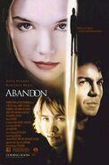 Abandon 2002 Poster